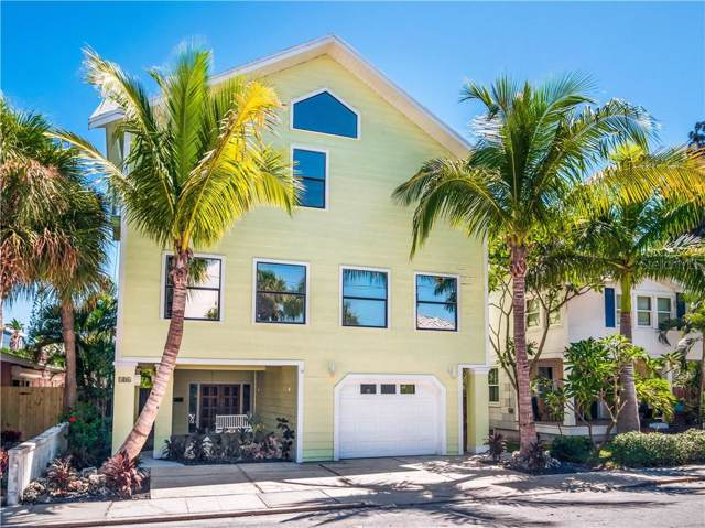106 4TH Avenue, St Pete Beach, FL 33706 (MLS #U8054218) :: Lockhart & Walseth Team, Realtors