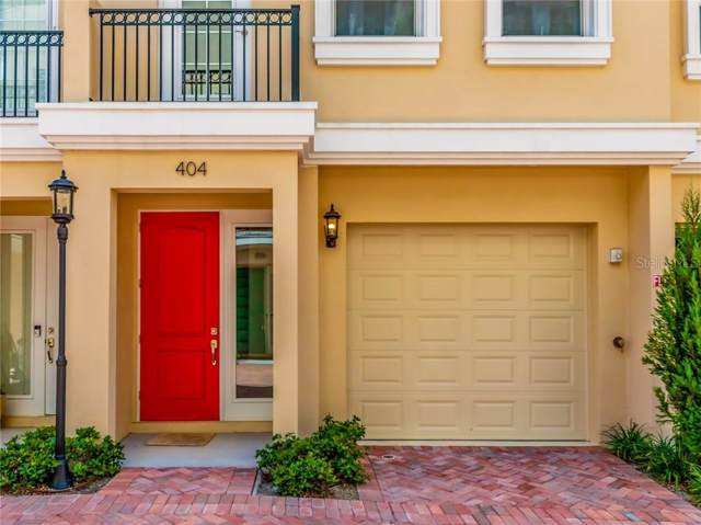 404 Regent Lane N, St Petersburg, FL 33701 (MLS #U8059798) :: Lockhart & Walseth Team, Realtors