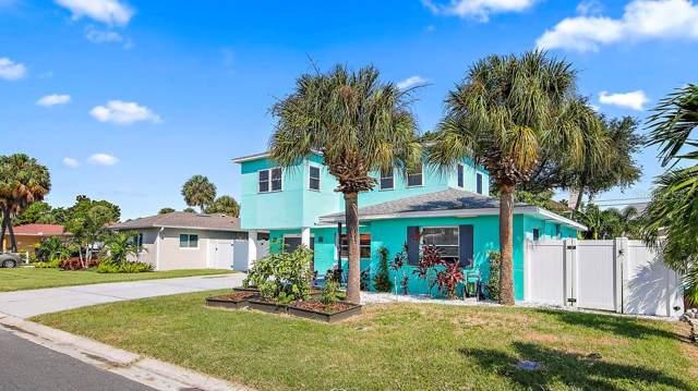 105 Lido Drive, St Pete Beach, FL 33706 (MLS #U8060598) :: 54 Realty