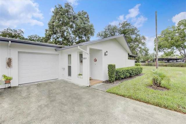 1305 Whitebridge Drive D, Palm Harbor, FL 34684 (MLS #U8061418) :: Lovitch Realty Group, LLC