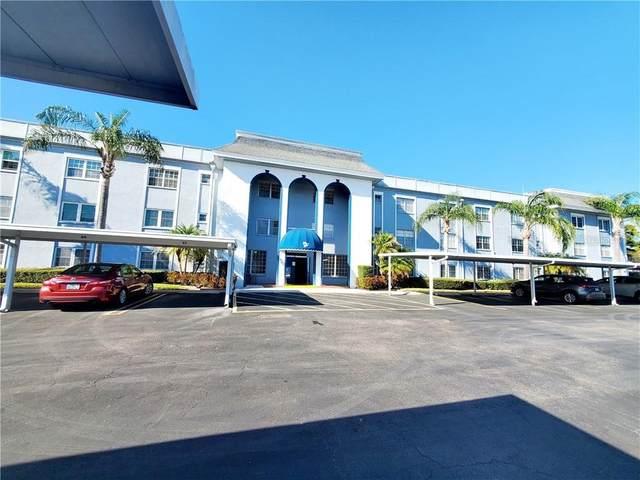 701 Poinsettia Road #238, Belleair, FL 33756 (MLS #U8072199) :: Baird Realty Group