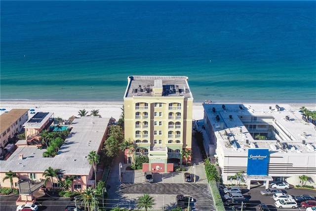 17040 Gulf Boulevard #601, North Redington Beach, FL 33708 (MLS #U8076102) :: Lockhart & Walseth Team, Realtors