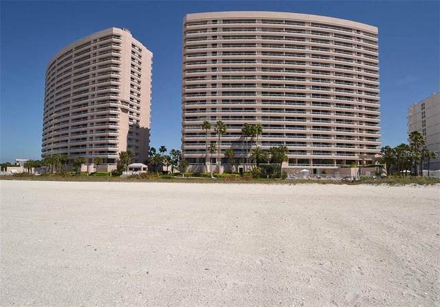 1340 Gulf Boulevard 16C, Clearwater Beach, FL 33767 (MLS #U8076952) :: Burwell Real Estate