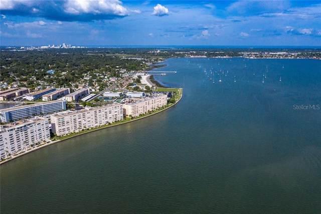 5980 Shore Boulevard S #410, Gulfport, FL 33707 (MLS #U8092344) :: Keller Williams on the Water/Sarasota