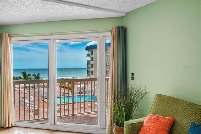 18400 Gulf Boulevard #2302, Indian Shores, FL 33785 (MLS #U8093716) :: Lockhart & Walseth Team, Realtors
