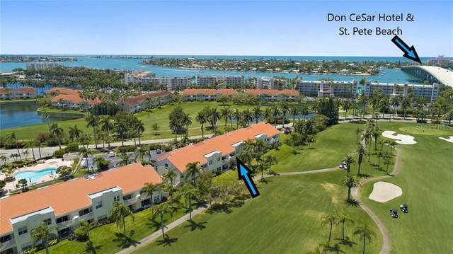 6191 Bahia Del Mar Boulevard #205, St Petersburg, FL 33715 (MLS #U8100472) :: The Light Team