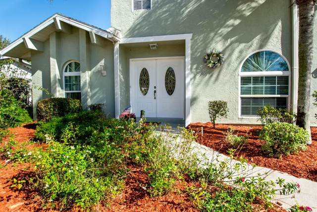 640 Kenneth Way, Tarpon Springs, FL 34689 (MLS #U8110331) :: Keller Williams Realty Peace River Partners