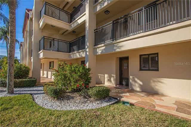 868 Bayway Boulevard #105, Clearwater Beach, FL 33767 (MLS #U8110560) :: Team Borham at Keller Williams Realty