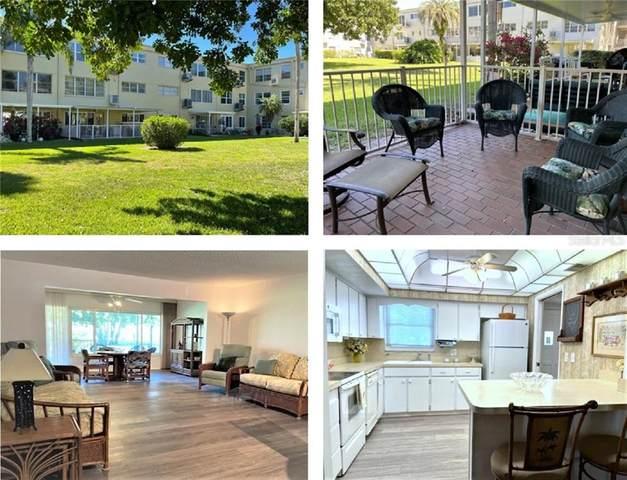 2416 World Parkway Boulevard #16, Clearwater, FL 33763 (MLS #U8115377) :: Key Classic Realty