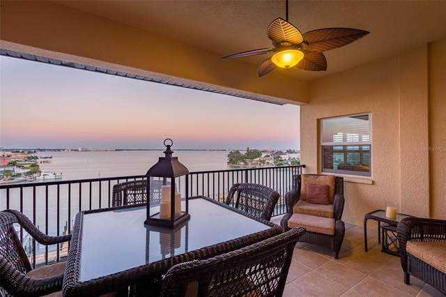 5301 Gulf Boulevard A610, St Pete Beach, FL 33706 (MLS #U8120216) :: Kelli and Audrey at RE/MAX Tropical Sands