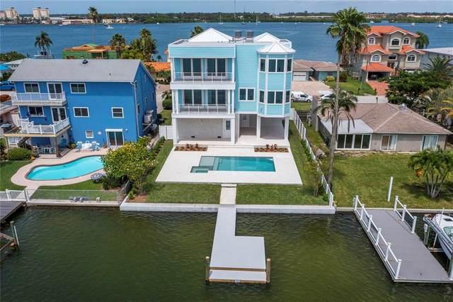 843 Bay Point Drive, Madeira Beach, FL 33708 (MLS #U8127412) :: Vacasa Real Estate