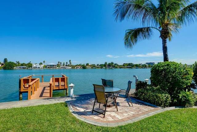 10265 Gulf Boulevard A-303, Treasure Island, FL 33706 (MLS #U8128872) :: Stellar Home Sales