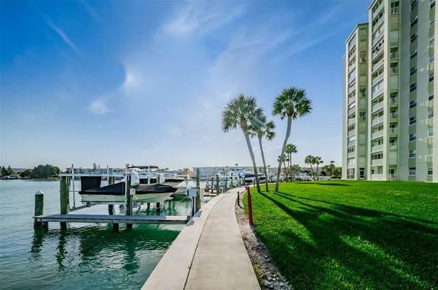 400 64TH Avenue 104W, St Pete Beach, FL 33706 (MLS #U8134118) :: Premium Properties Real Estate Services