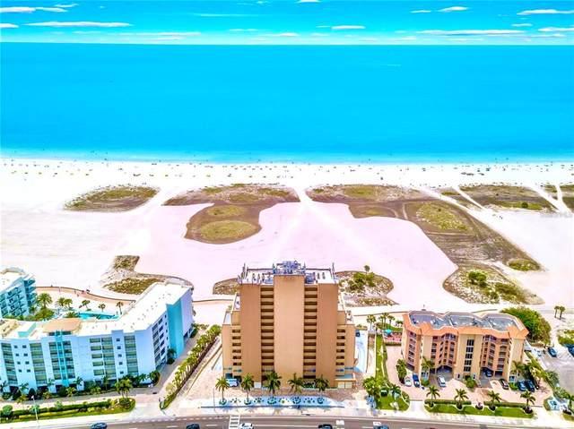11000 Gulf Boulevard #401, Treasure Island, FL 33706 (MLS #U8138771) :: Future Home Realty