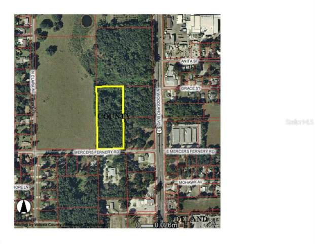 N Mercers Fernery Boulevard, Deland, FL 32724 (MLS #V4700208) :: Bob Paulson with Vylla Home