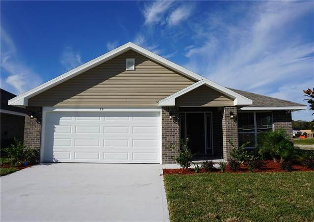 16 Rivertown Road, Palm Coast, FL 32137 (MLS #V4914842) :: Pepine Realty