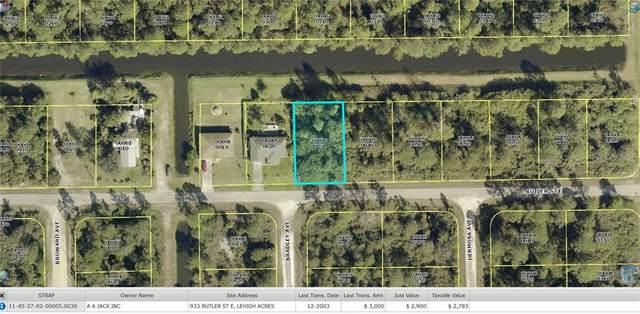 933 Butler Street E, Lehigh Acres, FL 33974 (MLS #W7618583) :: Alpha Equity Team