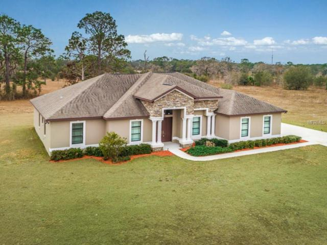 13430 E Saddlebred Lane E, Hudson, FL 34667 (MLS #W7637494) :: Griffin Group