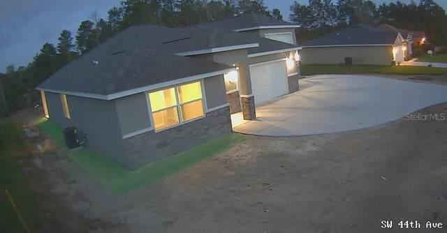 9805 SW 44TH Terrace, Ocala, FL 34476 (MLS #W7825556) :: Burwell Real Estate
