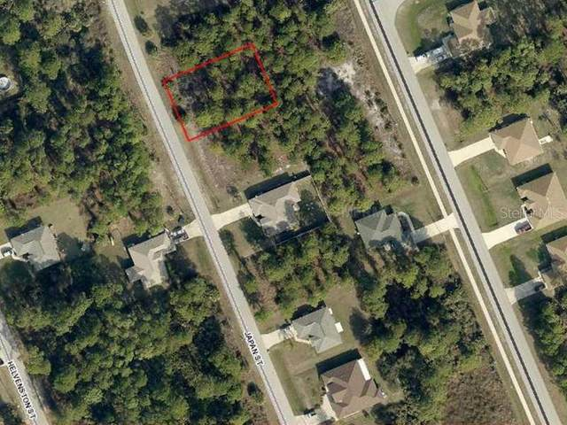 Japan Street, North Port, FL 34288 (MLS #A3981792) :: Team Borham at Keller Williams Realty