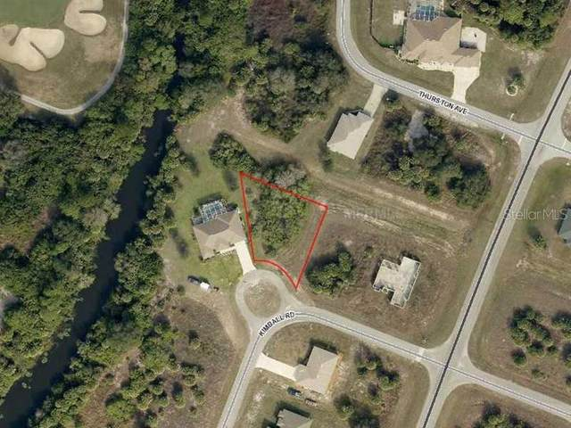 Kimball Road, North Port, FL 34288 (MLS #A3981814) :: Rabell Realty Group