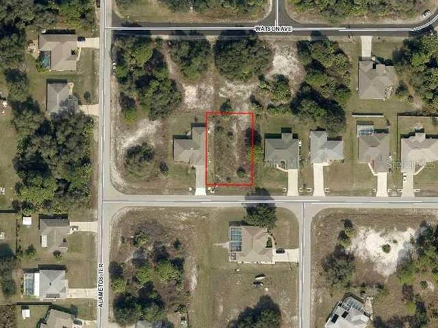 Leesburg Avenue, North Port, FL 34288 (MLS #A3981817) :: Alpha Equity Team