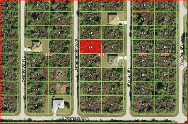 6216 Emmonsdale Street, Port Charlotte, FL 33981 (MLS #A3981832) :: CENTURY 21 OneBlue
