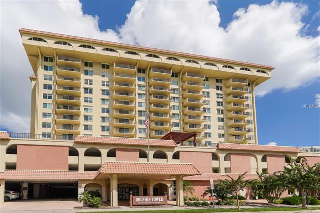 101 S Gulfstream Avenue 7A, Sarasota, FL 34236 (MLS #A4179141) :: Medway Realty