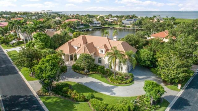 501 Harbor Point Road, Longboat Key, FL 34228 (MLS #A4209607) :: RE/MAX Realtec Group