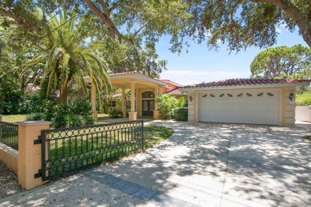 1332 Quail Drive, Sarasota, FL 34231 (MLS #A4404953) :: The Duncan Duo Team