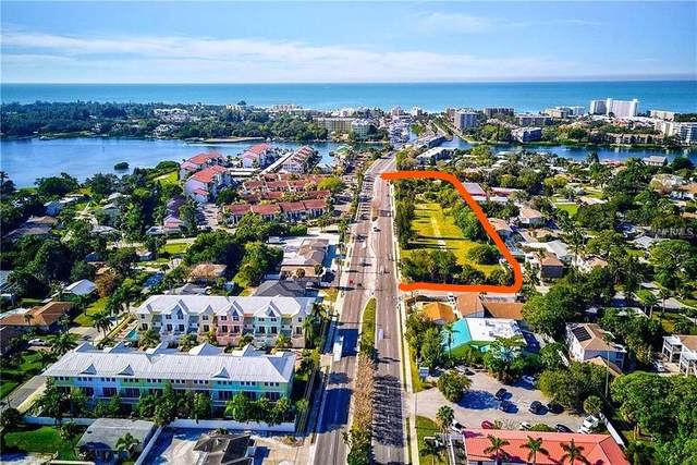 1631 Stickney Point Rd And 1681 Stickney Point Rd Road, Sarasota, FL 34231 (MLS #A4425680) :: Keller Williams Realty Select