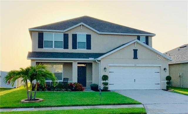 331 Gris Sky Lane, Bradenton, FL 34212 (MLS #A4439300) :: The Duncan Duo Team