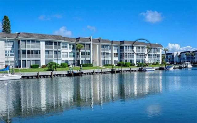 4400 Exeter Drive #302, Longboat Key, FL 34228 (MLS #A4447344) :: 54 Realty