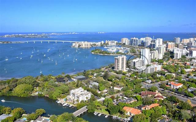 707 S Gulfstream Avenue #408, Sarasota, FL 34236 (MLS #A4472345) :: Alpha Equity Team