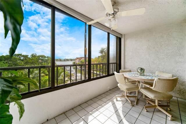 5911 Midnight Pass Road #302, Sarasota, FL 34242 (MLS #A4501533) :: Tuscawilla Realty, Inc