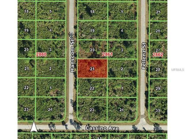 474 Hanscom Street, Port Charlotte, FL 33953 (MLS #C7044199) :: Cartwright Realty
