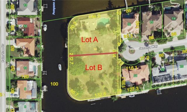 2100 Jamaica Way Lot A, Punta Gorda, FL 33950 (MLS #C7217613) :: The Duncan Duo Team