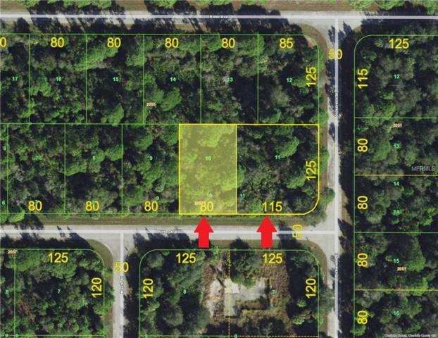 14064 Ritter Avenue, Port Charlotte, FL 33953 (MLS #C7221061) :: Medway Realty