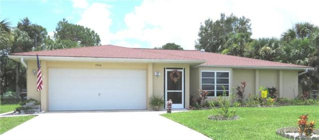 3926 Pinstar Terrace, North Port, FL 34287 (MLS #C7403611) :: The Price Group