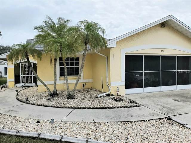 561 Rose Apple Circle, Port Charlotte, FL 33954 (MLS #C7425098) :: Team Bohannon Keller Williams, Tampa Properties