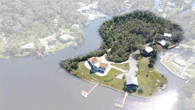 5650 S Sea Otter Path, Homosassa, FL 34448 (MLS #C7432841) :: Keller Williams on the Water/Sarasota