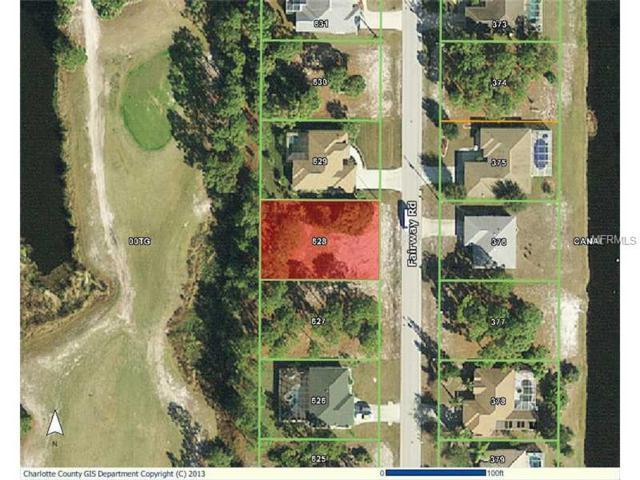 242 Fairway Road, Rotonda West, FL 33947 (MLS #D5792083) :: The BRC Group, LLC