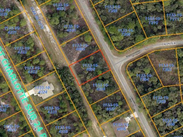 Littlefield Lane, North Port, FL 34288 (MLS #D5794224) :: Medway Realty
