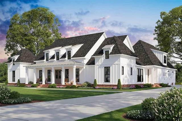 LOT 13 Shady Branch Way, Eustis, FL 32736 (MLS #G5009727) :: Griffin Group