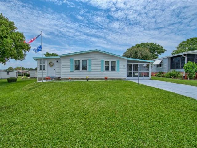 1713 Palm Aire Drive, The Villages, FL 32159 (MLS #G5016865) :: Realty Executives in The Villages