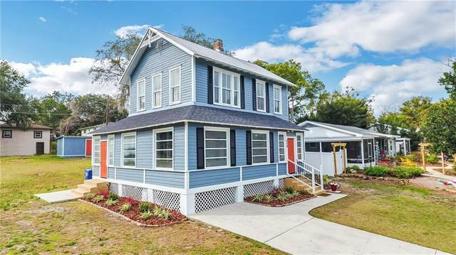 658 E Warner Street, Groveland, FL 34736 (MLS #G5037342) :: Lockhart & Walseth Team, Realtors