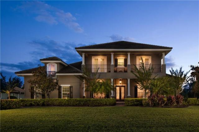 13327 Lake Clarice Drive, Windermere, FL 34786 (MLS #O5753933) :: Griffin Group