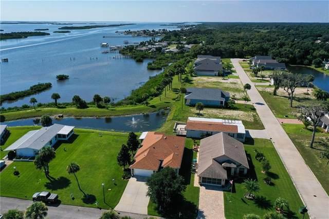 239 Golden Bay Boulevard, Oak Hill, FL 32759 (MLS #O5881269) :: Young Real Estate
