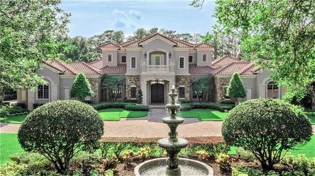 6126 Kirkstone Lane, Windermere, FL 34786 (MLS #OM602024) :: Bustamante Real Estate