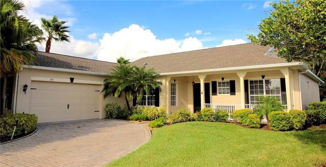 393 Lake Butler Drive, Poinciana, FL 34759 (MLS #S5022963) :: The Robertson Real Estate Group